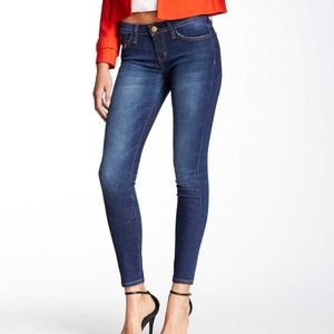 Current/Elliott The Ankle Skinny Jean in Homespun